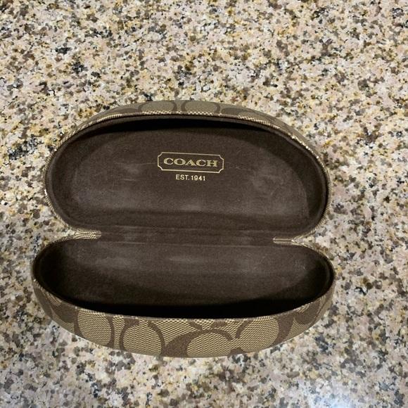 Coach Accessories - Authentic Coach Sunglasses case